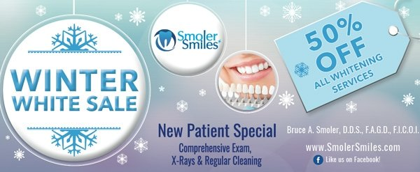 Winter Whitening Special