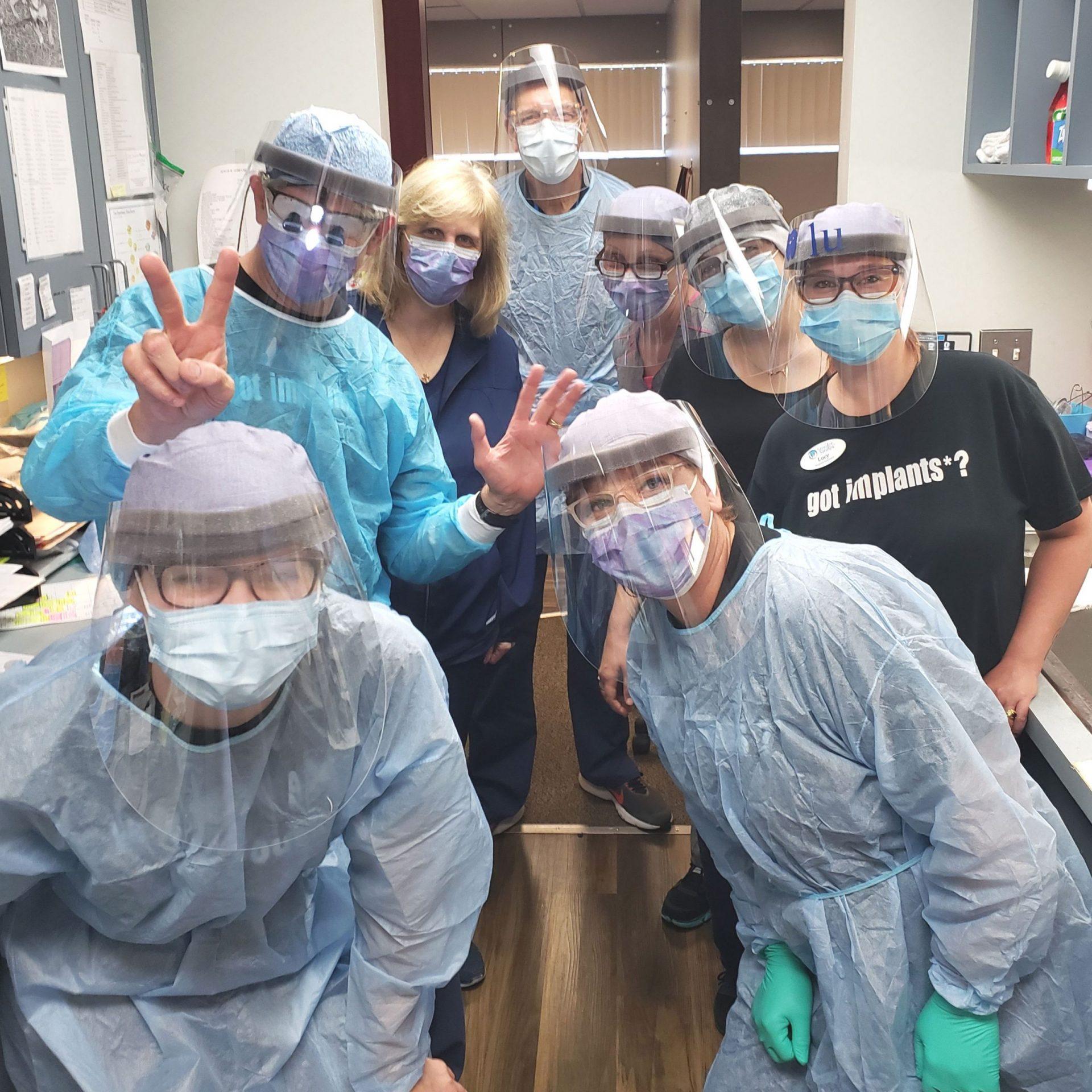 Infection Control Procedures